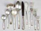 Gorham Sterling Silver Flatware - Greenbriar Pattern