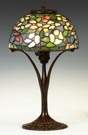 Tiffany Studios Dogwood Lamp