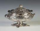 Fine Sterling Silver Covered Tureen