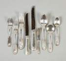 Gorham Sterling Silver Flatware - Sheaf of Wheat Pattern