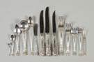 Wallace Sterling Silver Flatware - Sir Christopher Pattern designed by William S. Warren