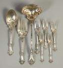 Towle Sterling Silver Flatware - Colonial Pattern