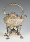 Jacobi & Jenkins Sterling Silver Kettle on Stand