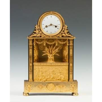 Fine Revel French Shelf Clock