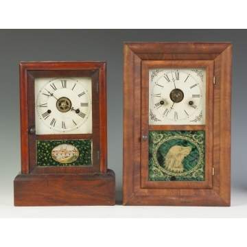F. Kroeber & Seth Thomas Clocks