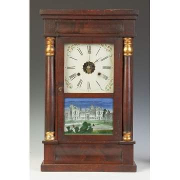 Jerome & Co. Shelf Clock