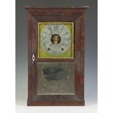E.C. Brewster & Co. Shelf Clock