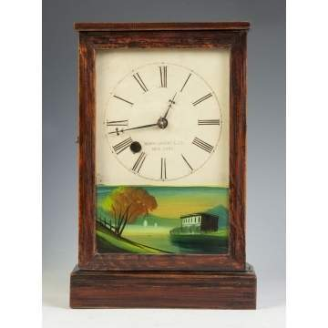 Henry Sperry Co., NY, Cottage Clock