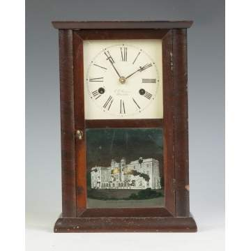 E.O. Goodrich Miniature Shelf Clock