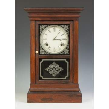 Waterbury Clock Co. Shelf Clock