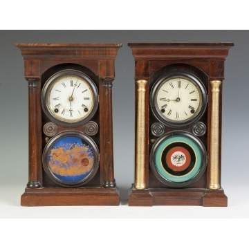 Ingraham Co. Shelf Clocks