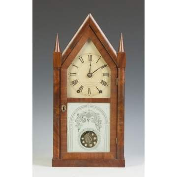 Brewster & Ingraham Steeple Clock