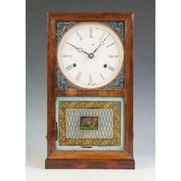 Smith & Goodrich Box Shelf Clock