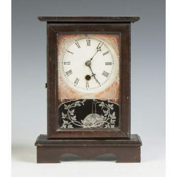 J.G. Miniature Shelf Clock