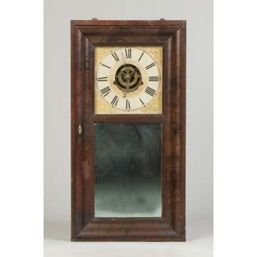 Eli Terry Jr. Ogee Shelf Clock