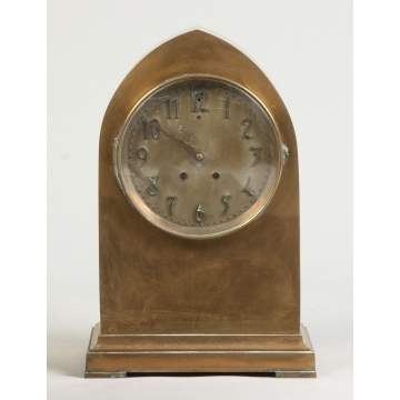 Seth Thomas Brass Shelf Clock