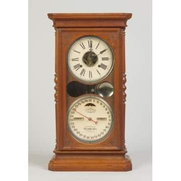 Ithaca Shelf Clock