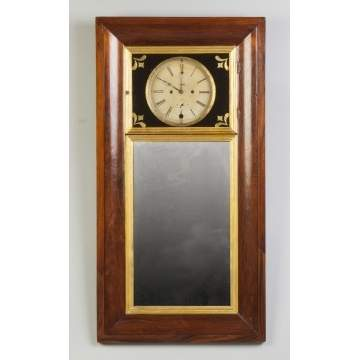 Chauncey Jerome Mirror Clock