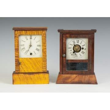 Miniature Cottage Clocks