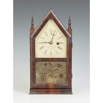 Forestville Hardware Miniature Steeple Clock