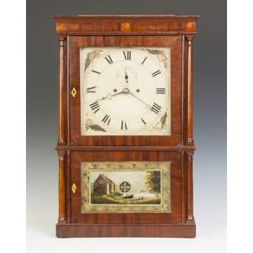 Salem Bridge Shelf Clock