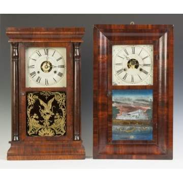 Seth Thomas & Terhune & Edwards Clocks