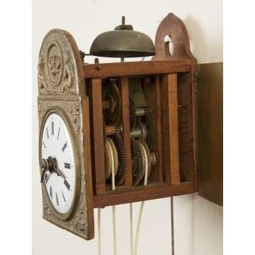Miniature Black Forest Wag On Wall Clock Cottone Auctions