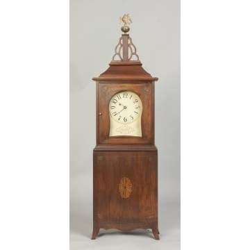 David Wood Reproduction Shelf Clock