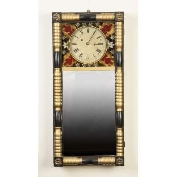 New Hampshire Mirror Clock