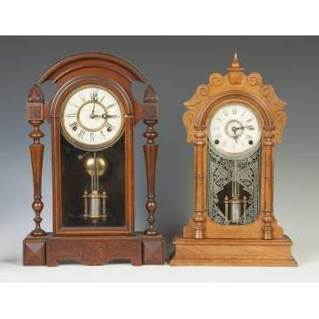 Seth Thomas & F. Kroeber Clocks
