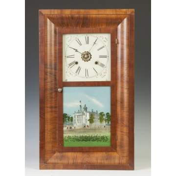 Ian Welch Mfg. Co. Ogee Clock