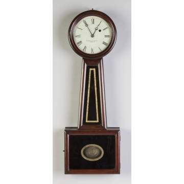 E. Howard & Co. Boston Wall Clock