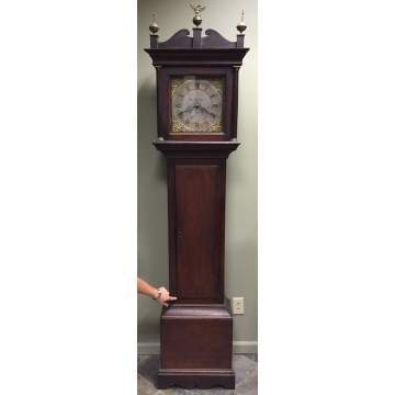 Cha. Packer, Reading Tall Case Clock