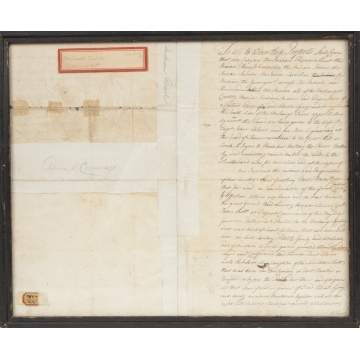 Mohawk Indian Document