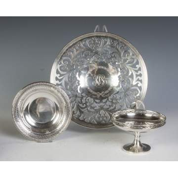 Sterling Silver Serving Items