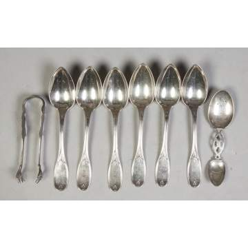 Early Silver Spoons