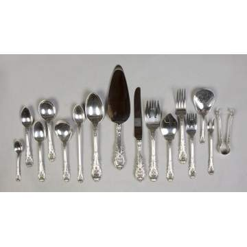 Wallace Sterling Silver Flatware - Grand Baroque
