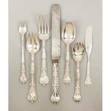 Tiffany & Co. Flatware - Florentine Pattern