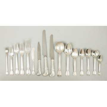 Tiffany & Co. Sterling Silver Flatware - Castilian Pattern